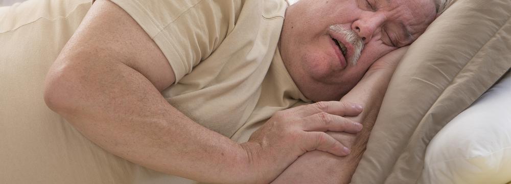 Noční buzení, lapání po dechu, únava a podrážděnost. Symptomy jedné záludné nemoci