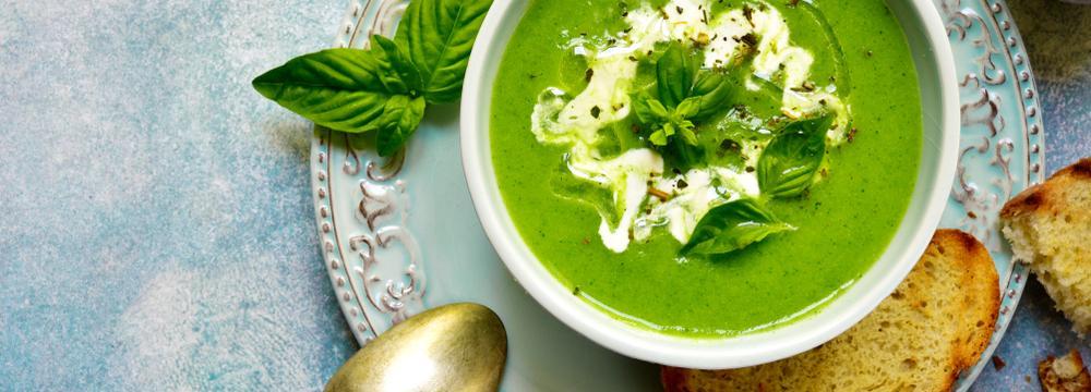 Na Zelený čtvrtek něco zeleného na talíř a ke snídani jidášky