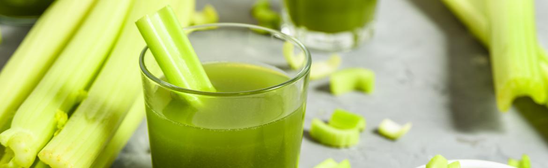 Celerová šťáva a její nežádoucí účinky – zázraky od očisty nečekejte