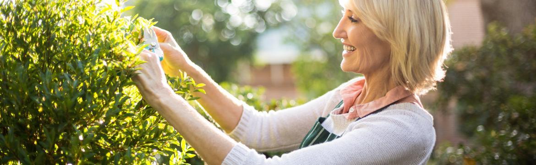 S jarem končí výmluvy – začněte s pohybem třeba prací na zahrádce