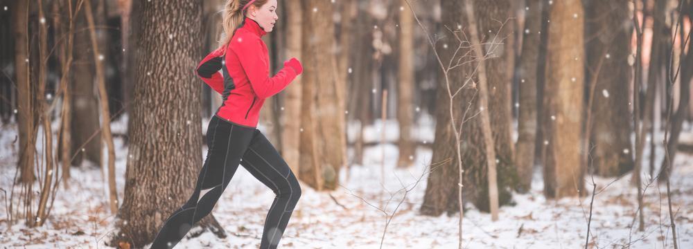 Zima není pro pravidelný běh venku překážkou! Stačí dodržovat tyto zásady