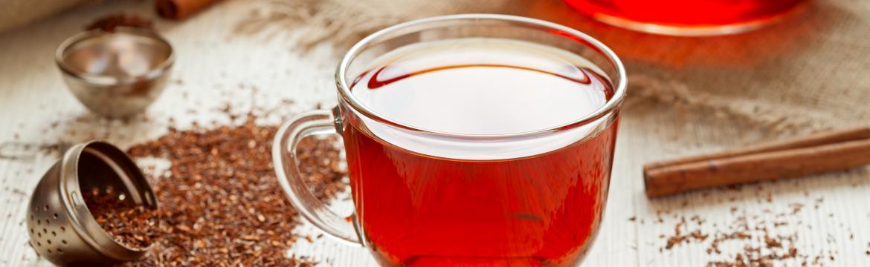 Rooibos: Proč byste měli pít tento příjemně aromatický nápoj?