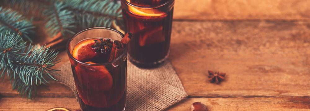 Vánoční drinky bez alkoholu: jak připravit punč, svařák či vánoční likér?