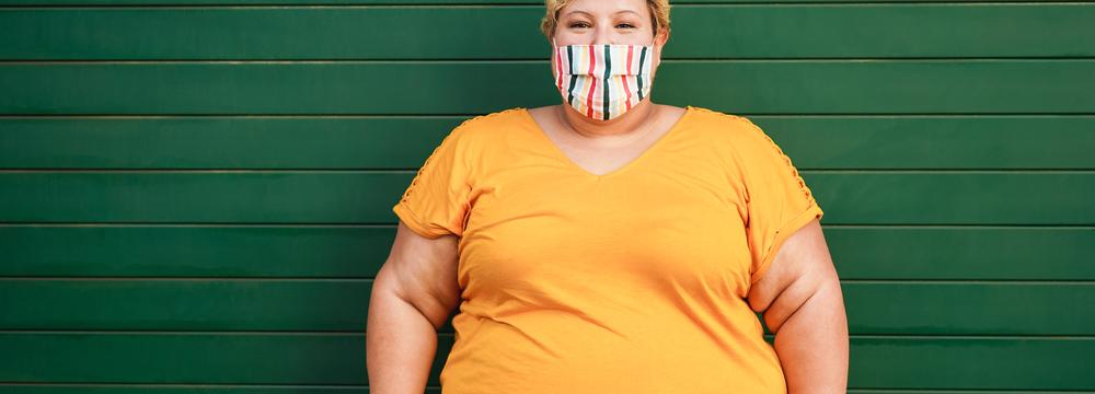 Obezita jako rizikový faktor pro projevy nákazy koronavirem