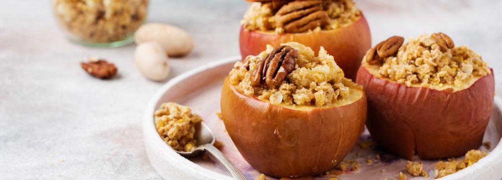 Jablka – hvězdy podzimu, které podpoří zdraví. Zde jsou méně tradiční použití v kuchyni