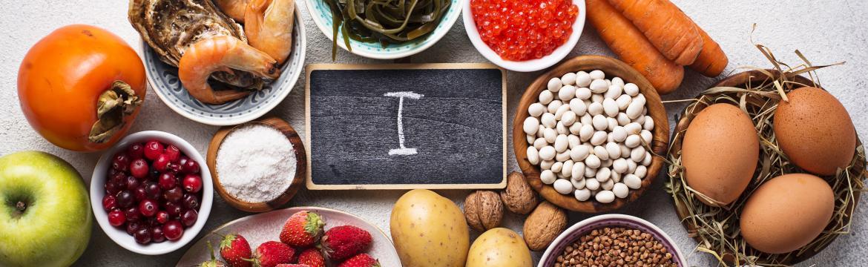 Jód: prvek, důležitý pro zdravou štítnou žlázu. Víte, jestli ho máte dostatek?