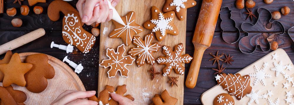 Tipy na moderní, zdravé a lehké pečení vánočního cukroví