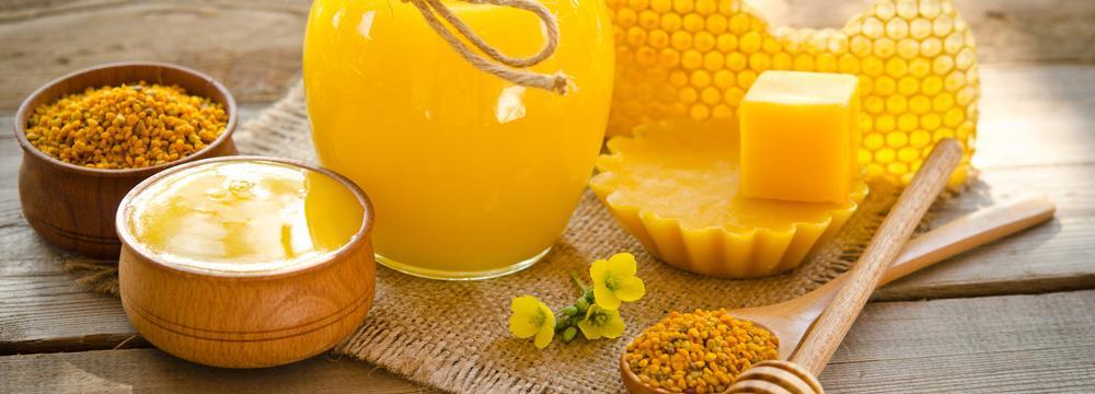 Včelí produkty med, propolis a mateří kašička: Proč se vyplatí je mít v domácí lékárně?