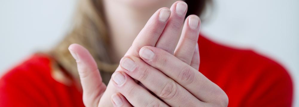 Jak nejlépe nechat v zimě rozmrznout zmrzlé prsty?