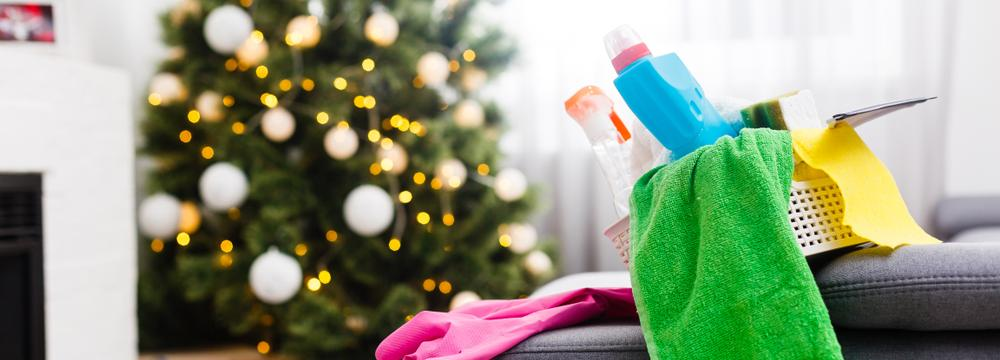 Vánoční úklid jako domácí posilovna: Jaké domácí práce jsou nejúčinnější?