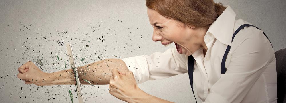 Naučte se zvládat hněv. Poradíme vám, jak na to