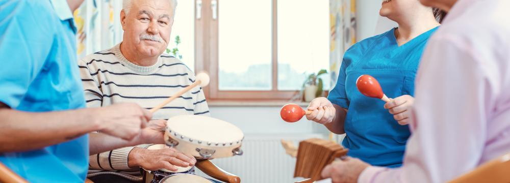 Muzikoterapie – léčba hudbou pomáhá všem