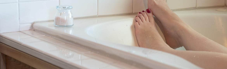 Solná koupel – domácí wellness, díky kterému zapomenete na vánoční shon