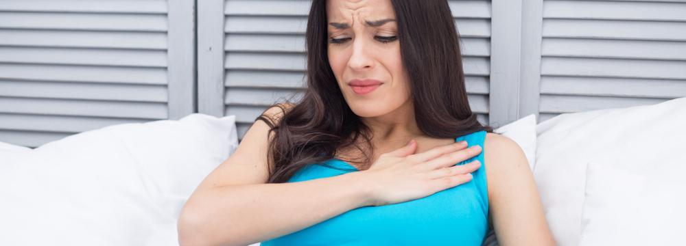 Míváte náhlé bušení srdce? Zde jsou nejčastější příčiny