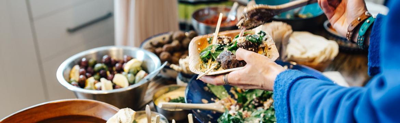 Lákadla a přednosti Severo-kyperské kuchyně