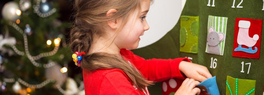 Tipy na moderní adventní kalendář pro děti