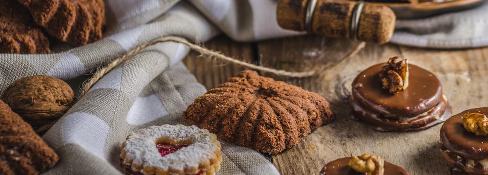 Tipy, jak ozdravit vánoční cukroví – kombinace, které si zamilujete