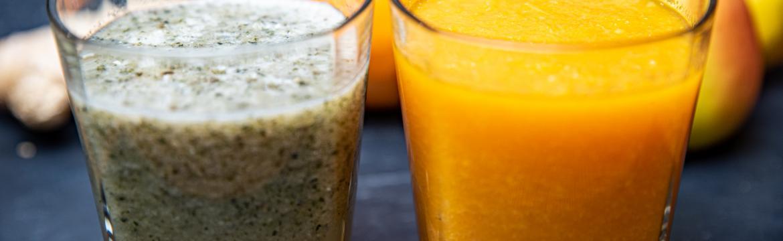 Nápoje plné vitamínů na posílení imunity