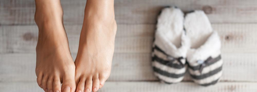 Trápí vás studené nohy? Vyzkoušejte tyto tipy na jejich prokrvení