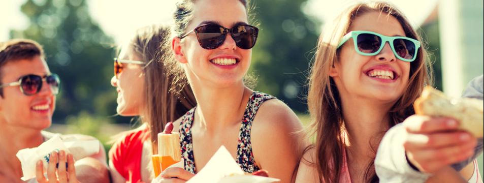 Jak jíst a co pít přes léto, abyste si udrželi štíhlou postavu?