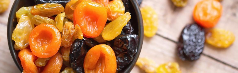 Sušené ovoce je často kalorická bomba. Podle čeho vybírat to vhodné?