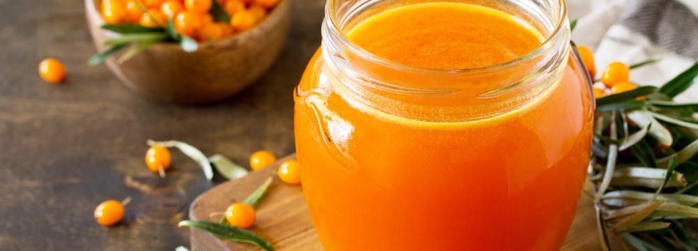 Rakytník: Jak při jeho zpracování nepřijít o vitamín C