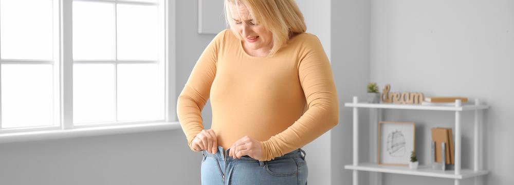 Je vám kolem 40 a nedaří se vám zhubnout? Na vině mohou být hormony