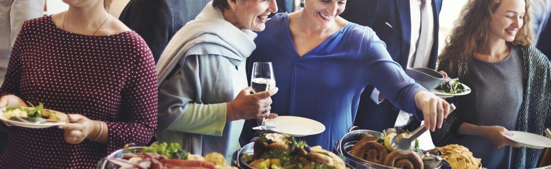 Jak si užít oslavy či večírky a nenarušit dietní režim?