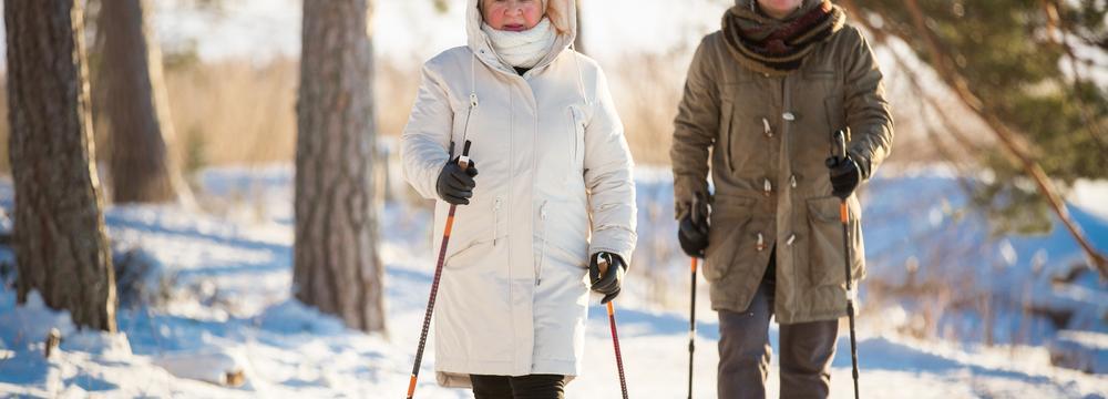 Jak si udržet pravidelnou pohybovou aktivitu i během zimy a Vánoc?