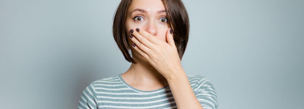 Příčiny a první pomoc proti zápachu z úst