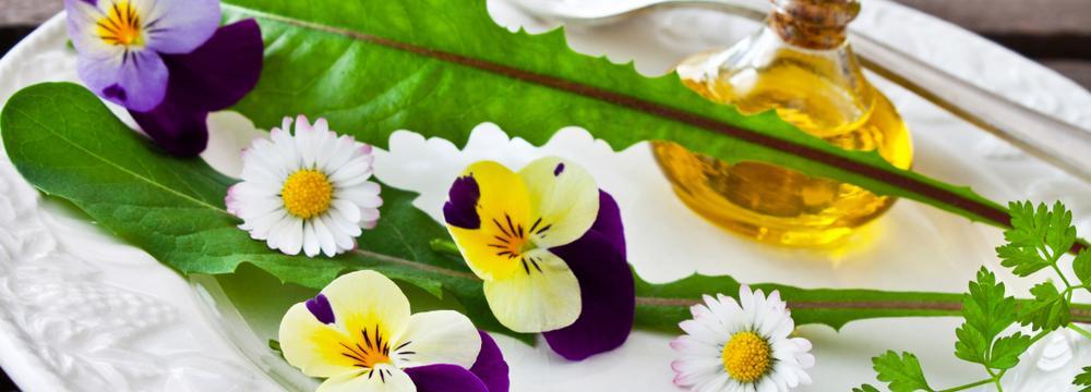 Zpestřete si jídlo jedlými květy – v jaké době a kde květy sbírat?
