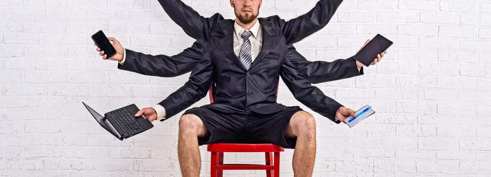 Workoholismus: Jak poznat, že vám práce začíná přerůstat přes hlavu?