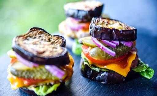 Lilkové minihamburgery