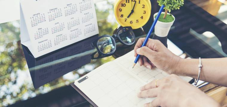Jak si co nejlépe zorganizovat čas? Zjistěte, v čem chybujete