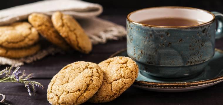 V hlavní roli zázvor – sušenky, smoothie i zmrzlinový sendvič