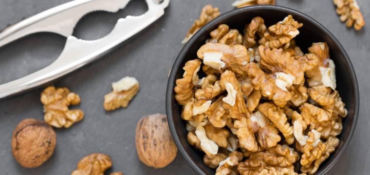 Vlašské ořechy: důvody, proč byste si jich měli denně dopřát právě hrst