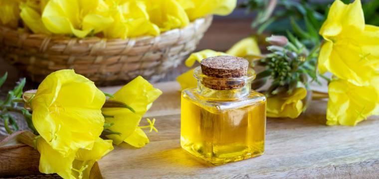 Pupalkový olej – pomůže s ženskými problémy i proti vráskám