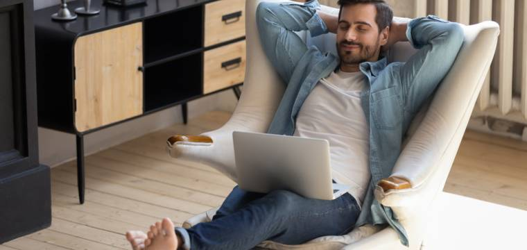 Lenost může být užitečná a dokonce zdravá! Jak vám může určitá dávka lenosti prospět?