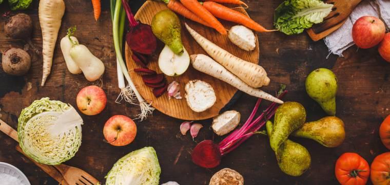 Potraviny vhodné pro podzimní období a jejich zdraví prospěšné účinky