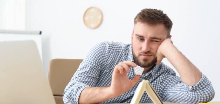 Prokrastinace – postrach lidí pracujících z domova. Netrápí právě vás?