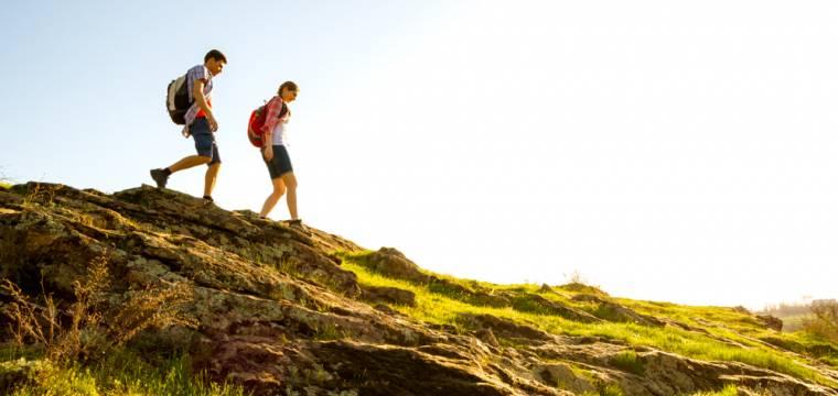 Turistika jako ideální letní pohyb na čerstvém vzduchu