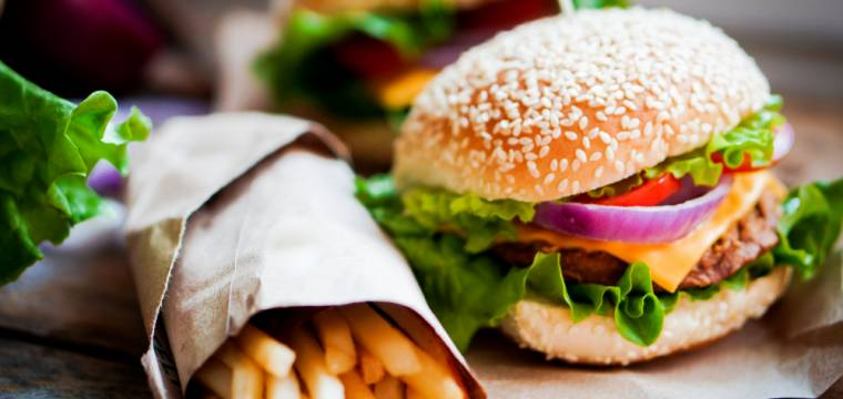 Kvalita jídla ve fast foodech v roce 2020