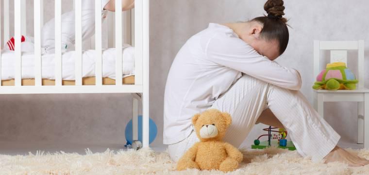 Poporodní psychické potíže již nejsou tabu – predispozice pomůže vyhodnotit speciální screening