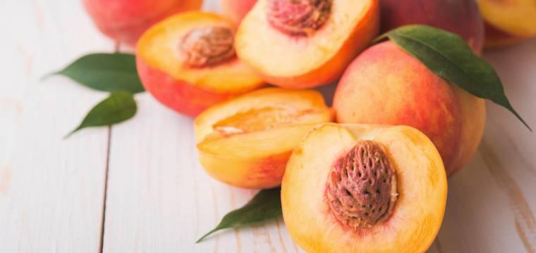 Broskve: omladí, hydratují a podpoří trávení