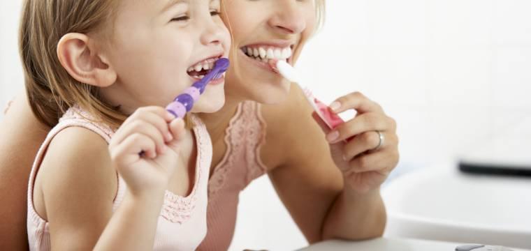 4 nejčastější chyby v péči o dětský chrup