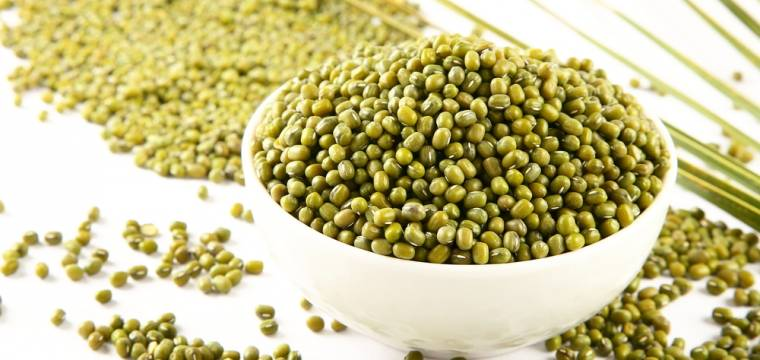 Zelené fazole mungo: výborný zdroj vlákniny, bílkovin a kyseliny listové
