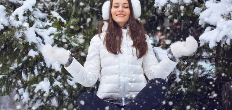 Vytoužený sváteční klid a uvolnění pomůže nastolit jóga
