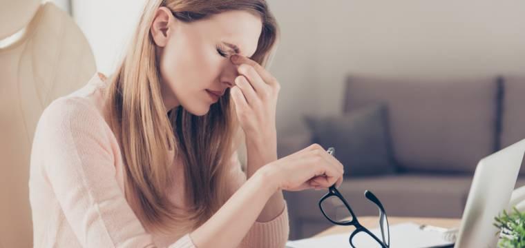Praktické rady, jak se zbavit úporných bolestí hlavy