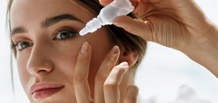Jak může strava pomoci se syndromem suchých očí?