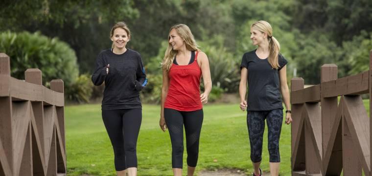 Co si pohlídat během chůze, abyste efektivně spalovali?